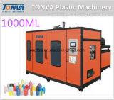 Máquina del moldeo por insuflación de aire comprimido Tvhd-1000ml-4 para el petróleo de los productos químicos alimenticios