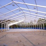 販売のための25m X50mの結婚式の庭の玄関ひさしのおおいのアルミニウムテント
