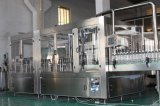 4 Monobloc dans 1 machine recouvrante de jus de contrôle d'AP de remplissage de bouteilles chaud de pulpe