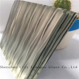 10mm+Silk+5mm Gelamineerd Glas/het Glas van de Ambacht/Aangemaakt Glas/de Bril van de Veiligheid voor Decoratie