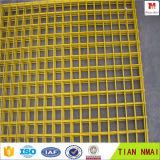 溶接された金網か電流を通された溶接された金網のパネル
