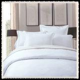 Дешевые постельные принадлежности вышивки хлопка для квартиры гостиницы