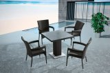 Garden Patio Wicker / Rattan Dining Set - Outdoor Furniture (LN-932)