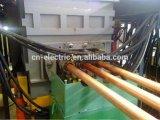 Máquina de fundição contínua horizontal para metal