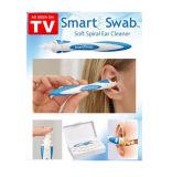 Cera de oído limpia de la esponja del oído del sistema elegante de la limpieza VAC