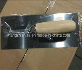 Truelle d'acier d'outil manuel de matériel de truelle