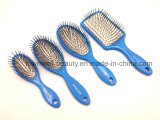 Spazzola di capelli infusa Tourmaline con le punte di nylon della sfera e della setola