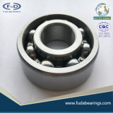 Rolamento de esferas profundo 6306-C3 do sulco de F&D para peças de automóvel