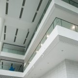 El panel de pared de aluminio de cortina del panel de aluminio nacional del diseño para la decoración de interior y al aire libre con la alta calidad ISO9001 incombustible