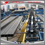 Tubo hueco cuadrado material del acero de la sección de la estructura de ASTM A500 Q235