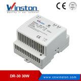 DIN 가로장 세륨 (DR-30W)를 가진 단 하나 산출 엇바꾸기 전력 공급