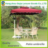 紫外線抵抗力がある耐久によってはカスタマイズされた印刷を用いる側面の傘が現れる