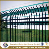 Новым загородка гальванизированная типом стальная