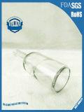 bottiglia di vetro del liquore senza piombo trasparente 400ml