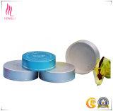 Tapa de aluminio cosmética colorida anodizada del tarro para la crema facial
