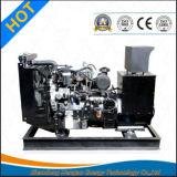 パーキンズエンジンを搭載する10kw無声ディーゼル発電機