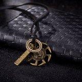 Ювелирные изделия кожи ожерелья панковских женщин типа кожаный для женщин