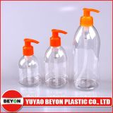 bottiglia di plastica della pompa dell'animale domestico 500ml per la lozione del corpo o della crema (ZY01-B130)