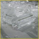 5 toneladas del tubo de fabricante de hielo comestible sanitario