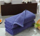Essuie-main d'hôtel/à la maison de coton de face/main