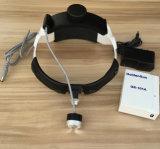 Luz principal médica pequena do diodo emissor de luz para a cirurgia otorrinolaringológica