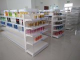 Shelving brandnew do mantimento da cor branca