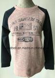 Новая конструкция Sweatershirt для девушки с Slub