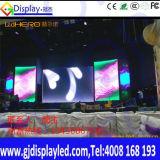 Visualización de LED negra del torbellino S4 para el alquiler