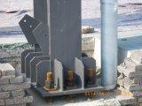 Estructura de acero de Weided para el edificio Structure-06