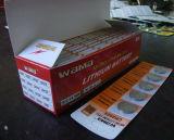 Tasten-Zellen-Münzen-Batterie Cr1216
