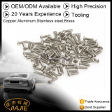 Aluminio de madera galvanizado del latón del acero inoxidable del cobre del tornillo del Decking de la producción en masa de la fábrica que granea