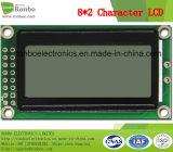 Écran LCD 8X2 caractères, MCU 8 bits, rétro-éclairage gris, module LCD FSTN, COB LCM
