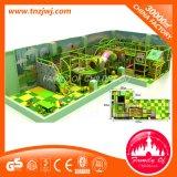 Constructeurs mous d'intérieur de cour de jeu d'enfants de thème de jungle