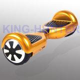 """6.5 """"trotinette"""" de equilíbrio do auto elétrico esperto da roda da polegada dois"""