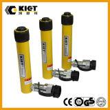 Único cilindro hidráulico ativo amplamente utilizado