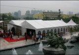 Tente imperméable à l'eau de bâti d'alliage d'aluminium de flanc de PVC