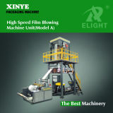 Preço de sopro de alta velocidade da máquina da película plástica do fabricante