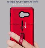 2017 TPU+PCの混合物のSamsung J5のための物質的な携帯電話の箱