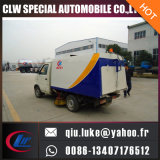 Mini type AUTOMATIC Street Sweeper Truck for Shopping Mall Parking