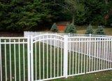 Rete fissa ornamentale rivestita della polvere libera superiore di manutenzione con il cancello