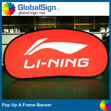 China fabricante Pop Banner a Frame Outdoor Banners