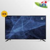 2016 Uni androïdes intelligents 32-Inch DEL TV de /OEM avec VGA/HDMI et bon prix