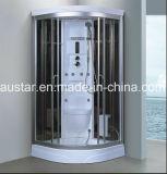 950mmのシャワー(AT-D0936)との角の蒸気のサウナ