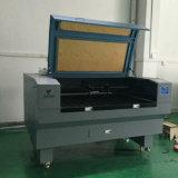 Laser del CNC que talla la máquina y la cortadora