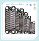 Piatto di titanio dello scambiatore di calore di Apv (M6, M10, M15, M20M, M30)