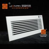 HVAC 시스템 공기 석쇠 선형 바 석쇠 공기 유포자