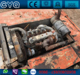 Máquina escavadora original de Hitachi Ex200-1 da máquina escavadora de Japão da segunda mão