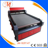 Machine de découpage vaste de laser pour le véhicule Cover&Airbag (JM-1825T-AT)