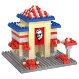 [14889315-ميكرو] قالب عدة موضوع مطعم [سري] بناية ثبت قالب مبتكر تربويّ [ديي] لعبة [200بكس] - [7-لفن]