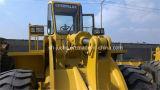 Caricatore a ruote 966f usato originale del gatto (caricatore del trattore a cingoli 966F)